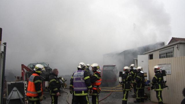 Retour d 39 exp rience incendie dans un garage automobile for Investir dans un garage automobile